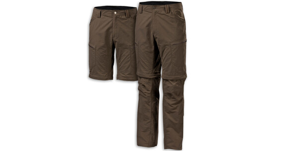 Columbia Men's River Runner Convertible Pant mud